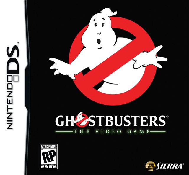 Caratula de Ghostbusters The Video Game para Nintendo DS