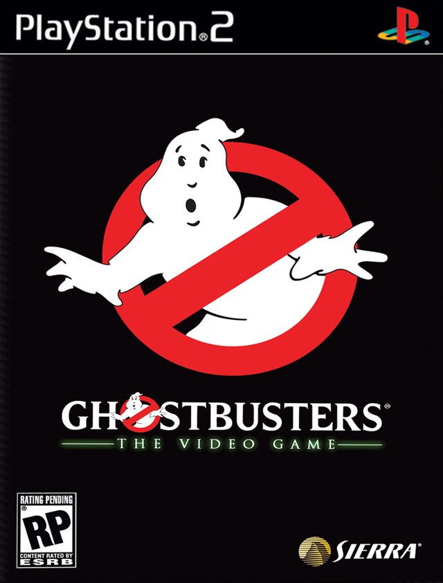 Caratula de Ghostbusters The Video Game para PlayStation 2
