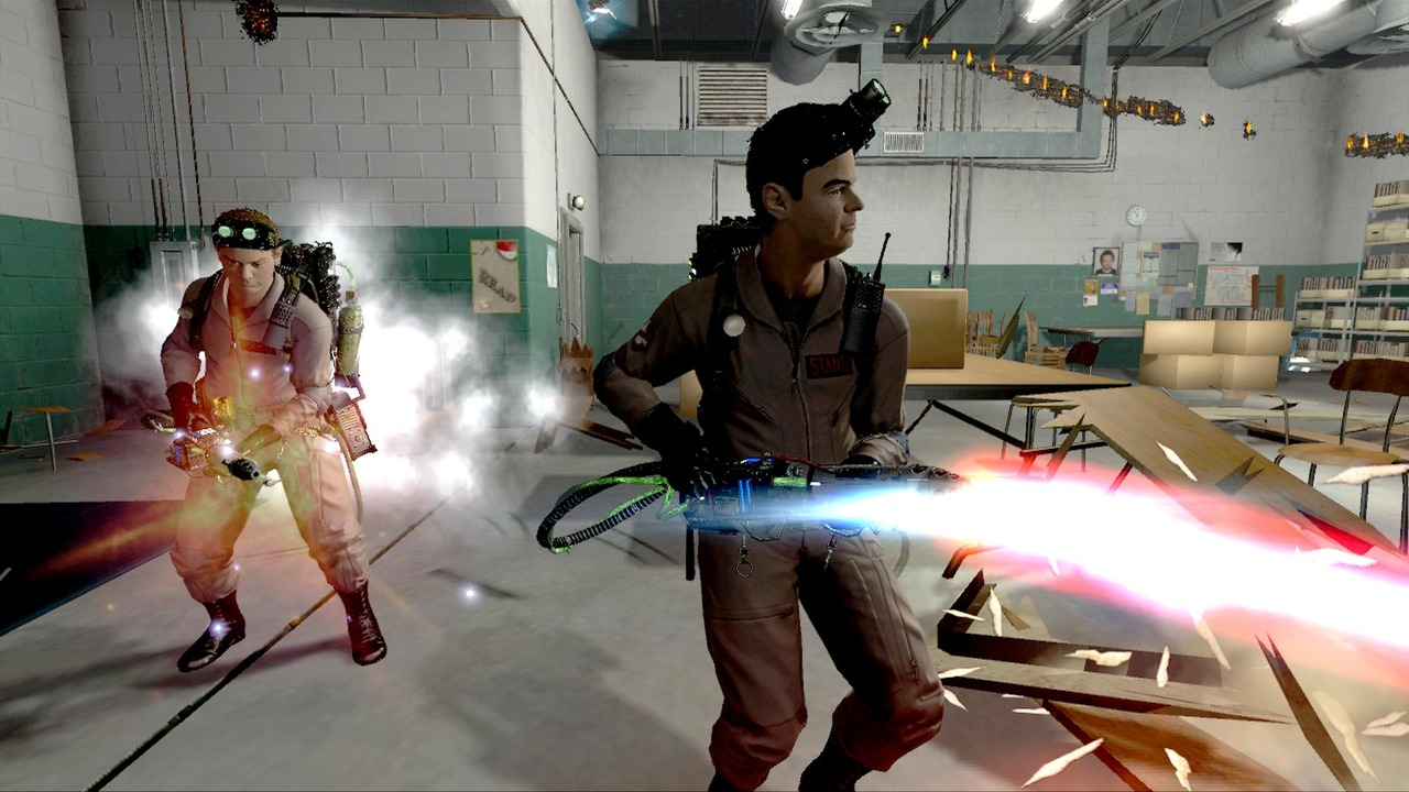 Pantallazo de Ghostbusters The Video Game para PlayStation 3