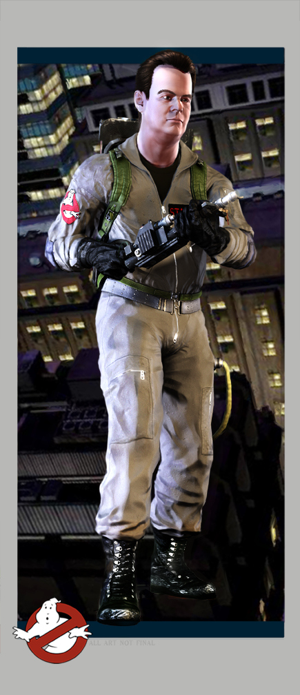 Gameart de Ghostbusters The Video Game para PlayStation 3