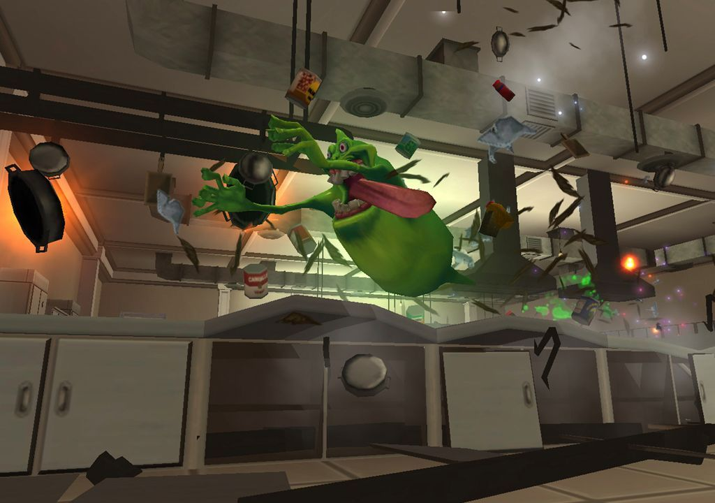 Pantallazo de Ghostbusters The Video Game para Wii