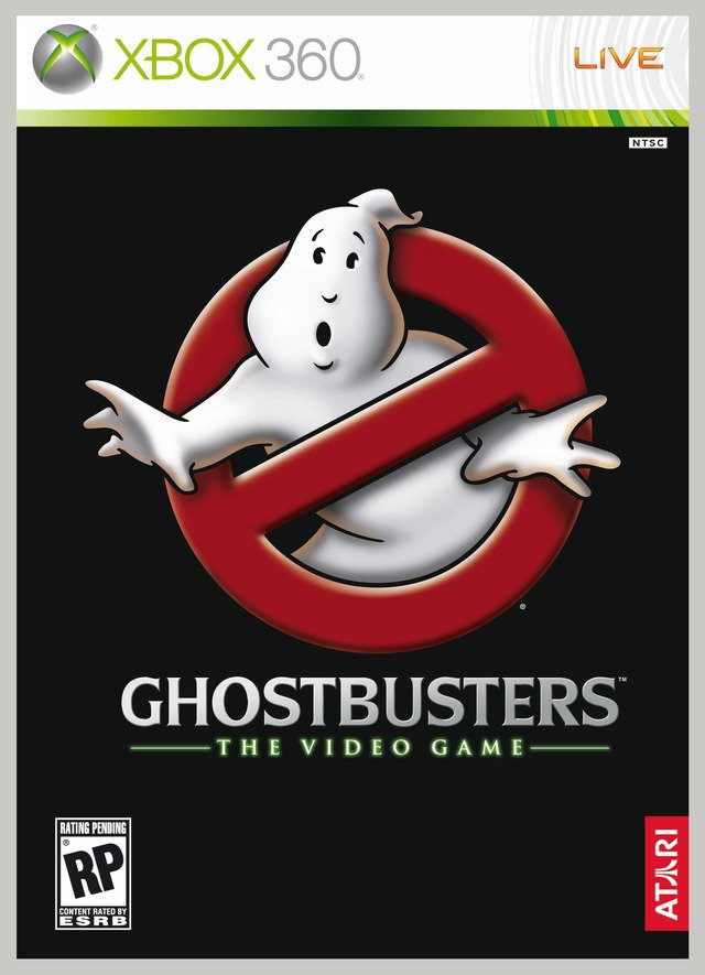 Caratula de Ghostbusters The Video Game para Xbox 360