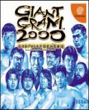 Carátula de Giant Gram 2000: All Japan Pro Wrestling 3