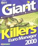 Carátula de Giant Killers Euro Manager 2000