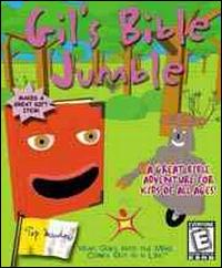 Caratula de Gil's Bible Jumble para PC