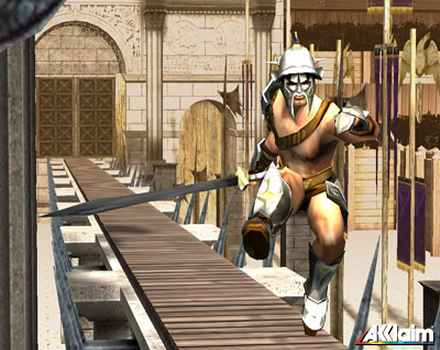 Pantallazo de Gladiator Sword of Vengeance para PC