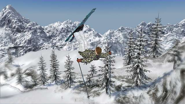 Pantallazo de Go! Sports Ski para PlayStation 3