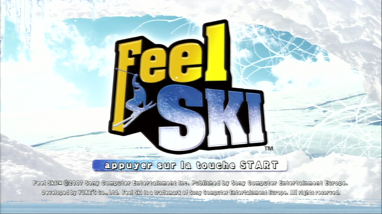 Caratula de Go! Sports Ski para PlayStation 3