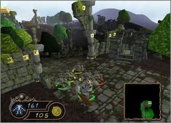 Pantallazo de Goblin Commander: Unleash the Horde para PlayStation 2