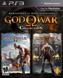 Carátula de God of War Collection