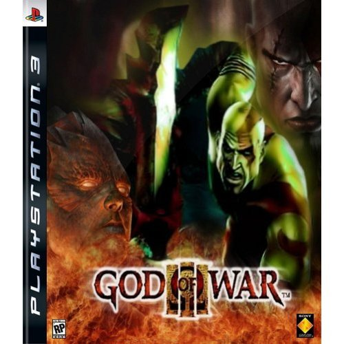 Caratula de God of War III para PlayStation 3