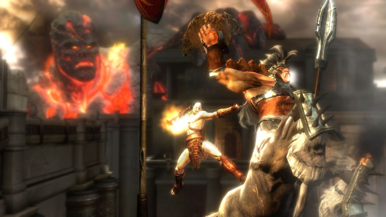 Pantallazo de God of War III para PlayStation 3