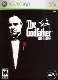 Caratula de Godfather: The Game, The (El Padrino) para Xbox 360