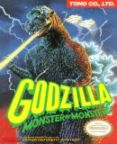 Caratula nº 248107 de Godzilla: Monster of Monsters! (1521 x 2100)