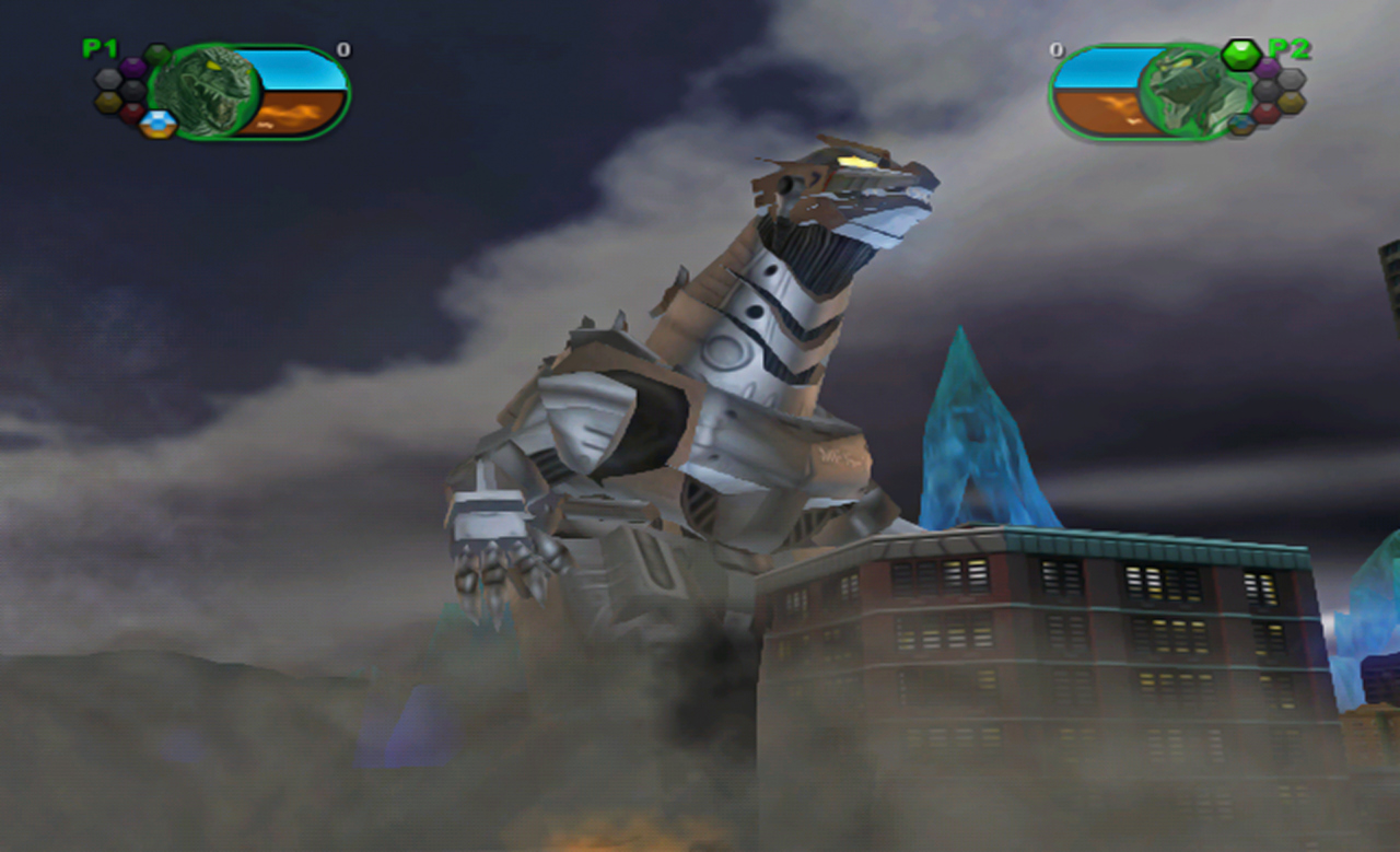Pantallazo de Godzilla Unleashed para PlayStation 2
