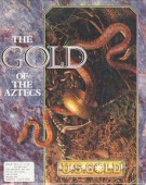 Caratula de Gold of the Aztecs, The para PC