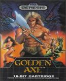 Carátula de Golden Axe