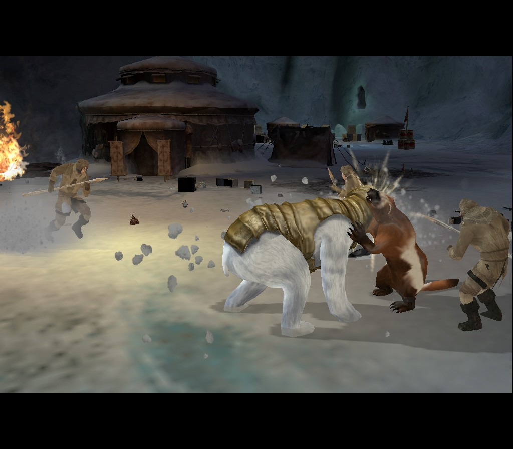 Pantallazo de Golden Compass, The para PlayStation 2
