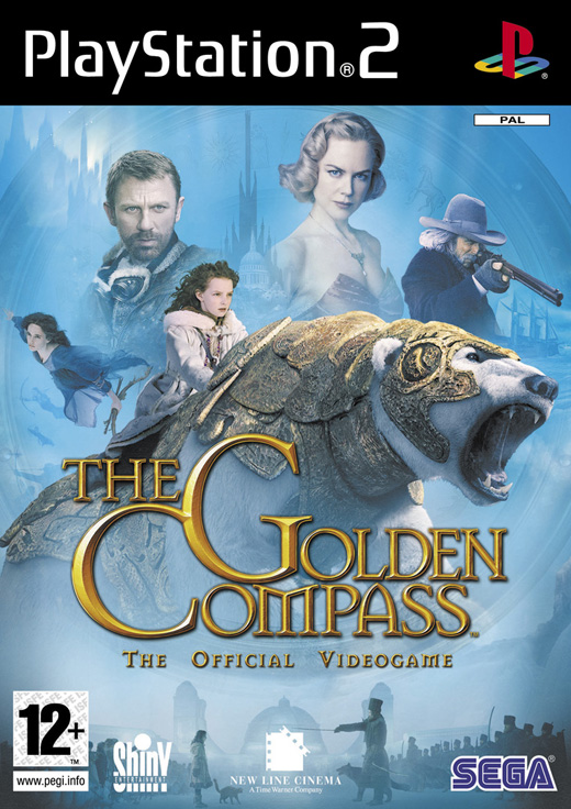 Caratula de Golden Compass, The para PlayStation 2