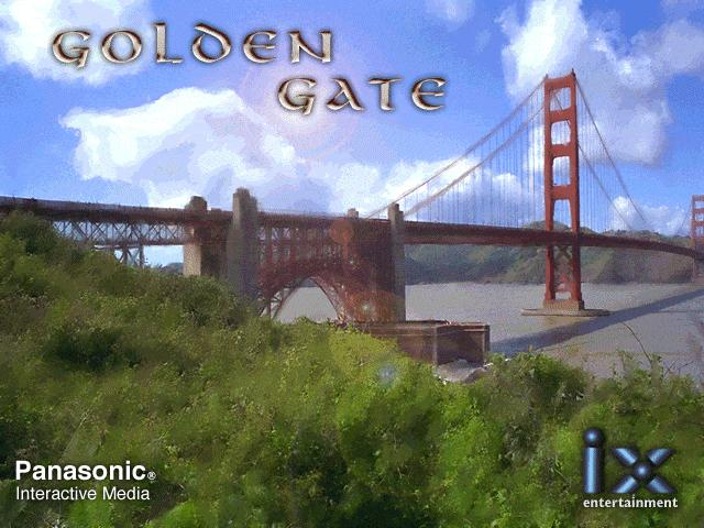 Pantallazo de Golden Gate para PC