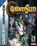 Carátula de Golden Sun: The Lost Age