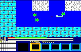 Pantallazo de Golden Talisman, Hero Of The para Amstrad CPC