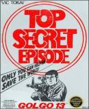 Carátula de Golgo 13: Top Secret Episode