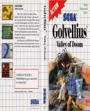 Caratula nº 245678 de Golvellius: Valley of Doom (1590 x 1007)