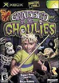 Caratula de Grabbed by the Ghoulies para Xbox