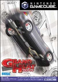 Caratula de Grand Heat para GameCube