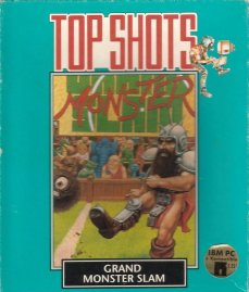 Caratula de Grand Monster Slam para Atari ST