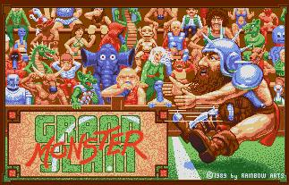 Pantallazo de Grand Monster Slam para Atari ST