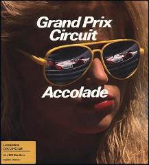 Caratula de Grand Prix Circuit para Commodore 64