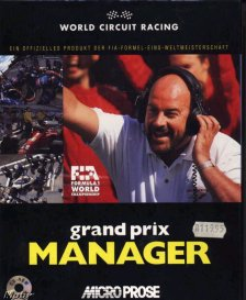 Caratula de Grand Prix Manager para PC