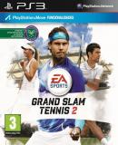 Carátula de Grand Slam Tennis 2