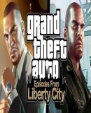 Carátula de Grand Theft Auto: Episodes from Liberty City