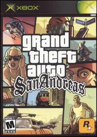 Caratula de Grand Theft Auto: San Andreas [