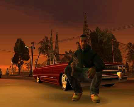 Pantallazo de Grand Theft Auto: The Trilogy para Xbox