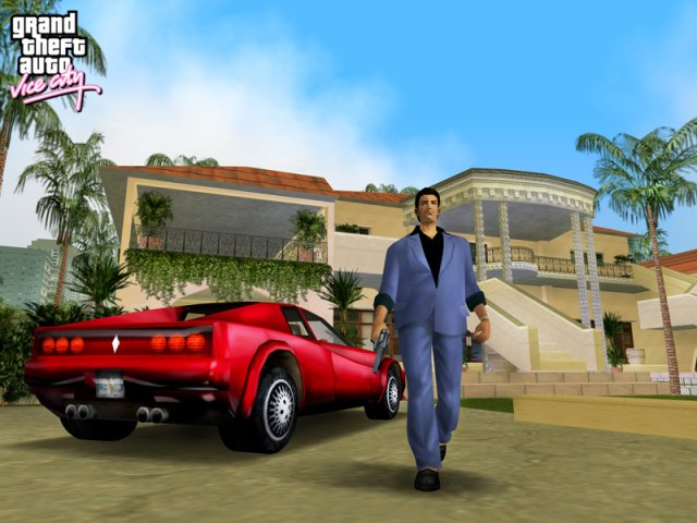 Pantallazo de Grand Theft Auto: Vice City para PC
