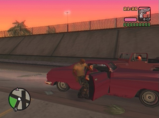 Pantallazo de Grand Theft Auto : Vice City Stories para PlayStation 2