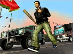 Pantallazo de Grand Theft Auto III para PC