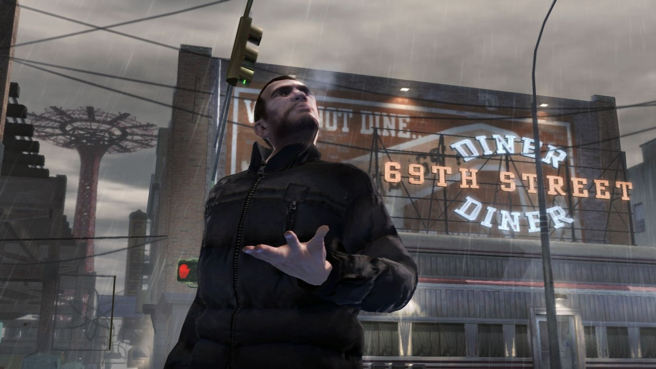 Pantallazo de Grand Theft Auto IV para PC