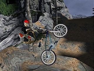 Pantallazo de Gravity Games Bike: Street. Vert. Dirt. [Cancelado] para GameCube