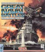 Caratula de Great Naval Battles IV: Burning Steel para PC