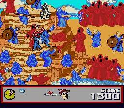 Pantallazo de Great Waldo Search, The para Sega Megadrive