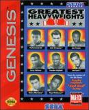 Carátula de Greatest Heavyweights