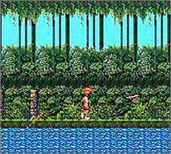 Pantallazo de Greendog: The Beached Surfer Dude para Gamegear