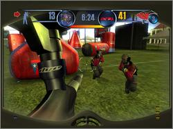 Pantallazo de Greg Hasting's Tournament Paintball para Xbox