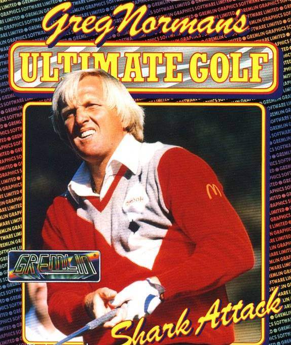 Caratula de Greg Norman's Shark Attack! para PC