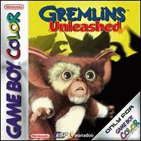 Caratula de Gremlins: Unleashed para Game Boy Color